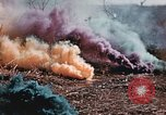 Image of colored smoke grenades United States USA, 1945, second 45 stock footage video 65675042930