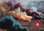 Image of colored smoke grenades United States USA, 1945, second 46 stock footage video 65675042930