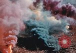 Image of colored smoke grenades United States USA, 1945, second 49 stock footage video 65675042930