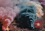 Image of colored smoke grenades United States USA, 1945, second 52 stock footage video 65675042930