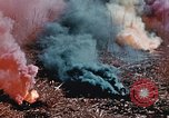 Image of colored smoke grenades United States USA, 1945, second 55 stock footage video 65675042930