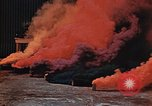 Image of colored smoke grenades United States USA, 1945, second 62 stock footage video 65675042930