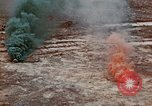 Image of colored smoke grenades United States USA, 1965, second 49 stock footage video 65675042931