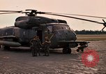 Image of United States HH-53C helicopter Thailand, 1972, second 16 stock footage video 65675042945
