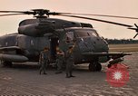 Image of United States HH-53C helicopter Thailand, 1972, second 25 stock footage video 65675042945