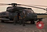 Image of United States HH-53C helicopter Thailand, 1972, second 26 stock footage video 65675042945