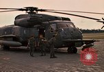 Image of United States HH-53C helicopter Thailand, 1972, second 28 stock footage video 65675042945