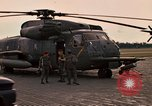 Image of United States HH-53C helicopter Thailand, 1972, second 29 stock footage video 65675042945