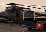 Image of United States HH-53C helicopter Thailand, 1972, second 35 stock footage video 65675042945