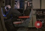 Image of Crew member inside an Air Rescue HC-130H  Southeast Asia, 1966, second 9 stock footage video 65675042965