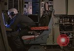 Image of Crew member inside an Air Rescue HC-130H  Southeast Asia, 1966, second 10 stock footage video 65675042965
