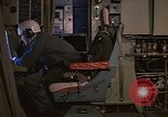 Image of Crew member inside an Air Rescue HC-130H  Southeast Asia, 1966, second 11 stock footage video 65675042965