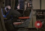 Image of Crew member inside an Air Rescue HC-130H  Southeast Asia, 1966, second 13 stock footage video 65675042965