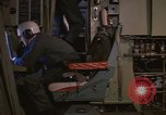 Image of Crew member inside an Air Rescue HC-130H  Southeast Asia, 1966, second 14 stock footage video 65675042965