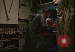 Image of Crew member inside an Air Rescue HC-130H  Southeast Asia, 1966, second 23 stock footage video 65675042965