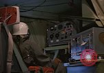 Image of Crew member inside an Air Rescue HC-130H  Southeast Asia, 1966, second 30 stock footage video 65675042965