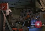 Image of Crew member inside an Air Rescue HC-130H  Southeast Asia, 1966, second 33 stock footage video 65675042965