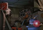 Image of Crew member inside an Air Rescue HC-130H  Southeast Asia, 1966, second 36 stock footage video 65675042965