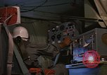 Image of Crew member inside an Air Rescue HC-130H  Southeast Asia, 1966, second 37 stock footage video 65675042965