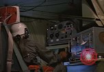 Image of Crew member inside an Air Rescue HC-130H  Southeast Asia, 1966, second 38 stock footage video 65675042965