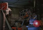 Image of Crew member inside an Air Rescue HC-130H  Southeast Asia, 1966, second 45 stock footage video 65675042965