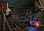 Image of Crew member inside an Air Rescue HC-130H  Southeast Asia, 1966, second 46 stock footage video 65675042965