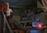 Image of Crew member inside an Air Rescue HC-130H  Southeast Asia, 1966, second 48 stock footage video 65675042965
