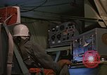 Image of Crew member inside an Air Rescue HC-130H  Southeast Asia, 1966, second 50 stock footage video 65675042965