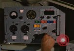 Image of Crew member inside an Air Rescue HC-130H  Southeast Asia, 1966, second 55 stock footage video 65675042965
