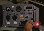 Image of Crew member inside an Air Rescue HC-130H  Southeast Asia, 1966, second 56 stock footage video 65675042965