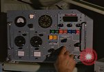 Image of Crew member inside an Air Rescue HC-130H  Southeast Asia, 1966, second 58 stock footage video 65675042965
