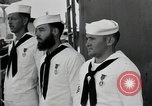 Image of Fleet Admiral Chester W Nimitz Pacific Theater, 1944, second 13 stock footage video 65675042984