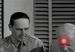 Image of Fleet Admiral Chester W Nimitz Pacific Theater, 1944, second 38 stock footage video 65675042984