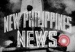 Image of President Jose Laurel Philippines, 1944, second 18 stock footage video 65675043001