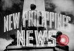 Image of President Jose Laurel Philippines, 1944, second 21 stock footage video 65675043001
