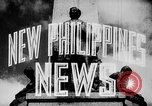 Image of President Jose Laurel Philippines, 1944, second 24 stock footage video 65675043001