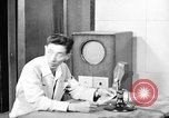 Image of Japanese Station announcer Tokyo Japan, 1945, second 15 stock footage video 65675043008