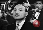Image of Singer Al Trace in war bond drive United States USA, 1943, second 28 stock footage video 65675043013