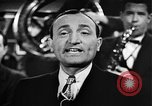 Image of Singer Al Trace in war bond drive United States USA, 1943, second 33 stock footage video 65675043013