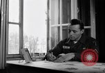 Image of Armed Forces Network Radio Europe, 1943, second 16 stock footage video 65675043015