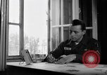 Image of Armed Forces Network Radio Europe, 1943, second 17 stock footage video 65675043015