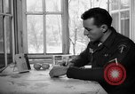 Image of Armed Forces Network Radio Europe, 1943, second 23 stock footage video 65675043015