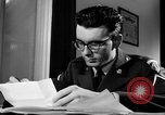 Image of Armed Forces Network radio show behind the scenes Europe, 1962, second 11 stock footage video 65675043028