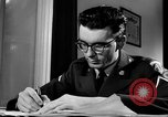 Image of Armed Forces Network radio show behind the scenes Europe, 1962, second 12 stock footage video 65675043028
