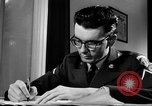 Image of Armed Forces Network radio show behind the scenes Europe, 1962, second 13 stock footage video 65675043028