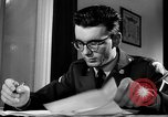 Image of Armed Forces Network radio show behind the scenes Europe, 1962, second 16 stock footage video 65675043028