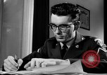 Image of Armed Forces Network radio show behind the scenes Europe, 1962, second 17 stock footage video 65675043028