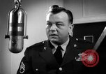 Image of Armed Forces Network radio show behind the scenes Europe, 1962, second 32 stock footage video 65675043028