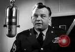 Image of Armed Forces Network radio show behind the scenes Europe, 1962, second 33 stock footage video 65675043028