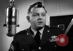 Image of Armed Forces Network radio show behind the scenes Europe, 1962, second 35 stock footage video 65675043028